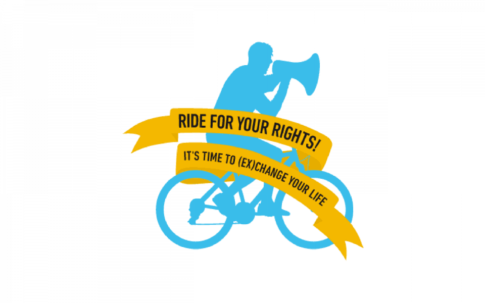 Ride for your Rights!