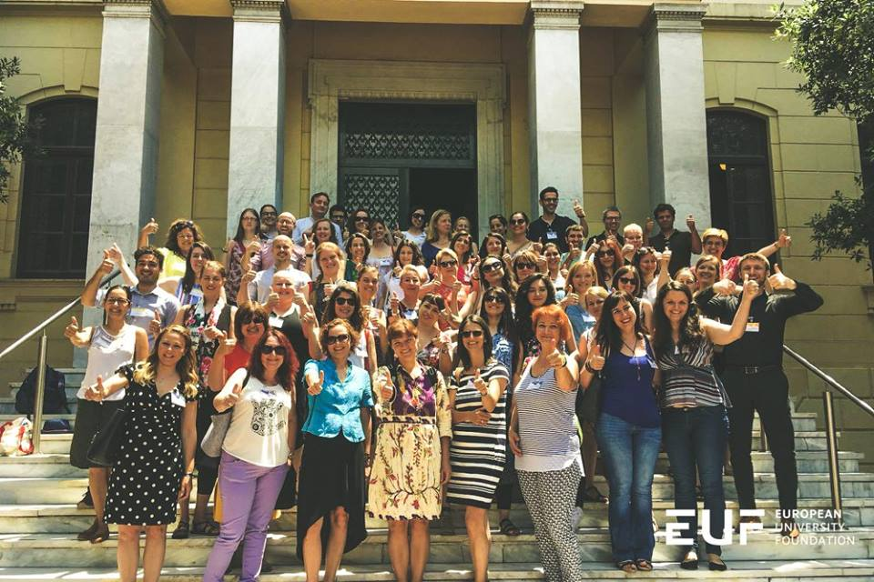 The EUF Open Space 2018 sparked new ideas in Thessaloniki!