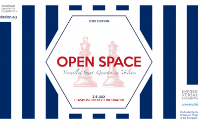 70 participants from 23 countries attended the EUF Open Space 2019!