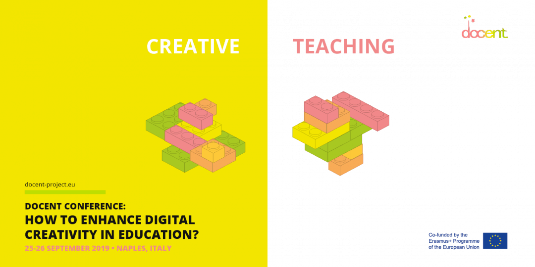 Conference: How to Enhance Digital Creativity in Education? | EUF