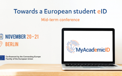 Towards a European student eID conference