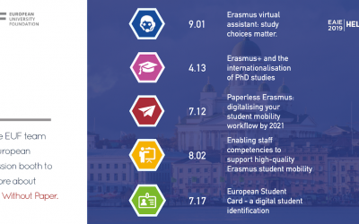Meet us at the EAIE conference in Helsinki