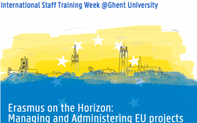 Staff Training week at Ghent University
