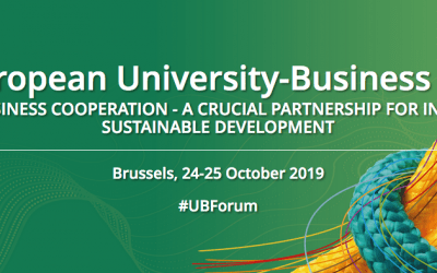 8th European University-Business Forum