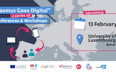 Erasmus Goes Digital Luxembourg