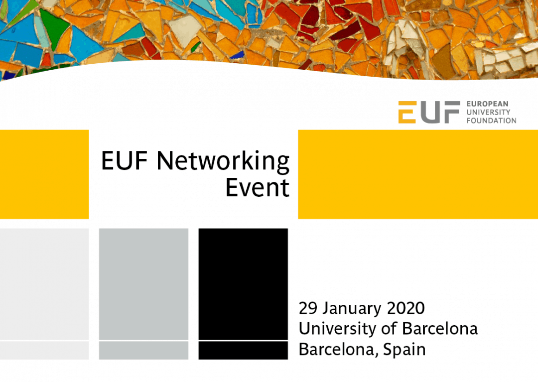 EUF exclusive network event