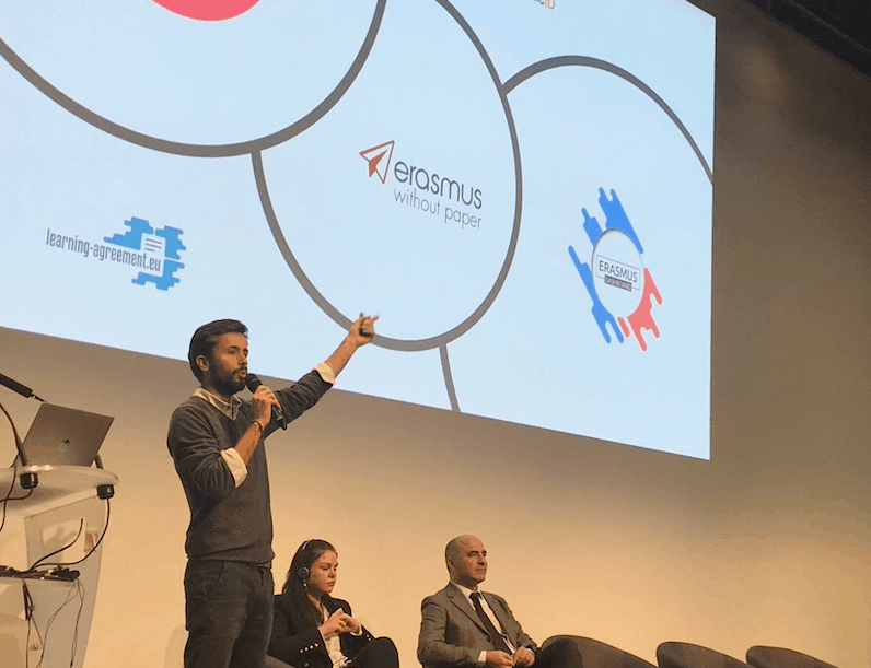 Erasmus Going Digital in France