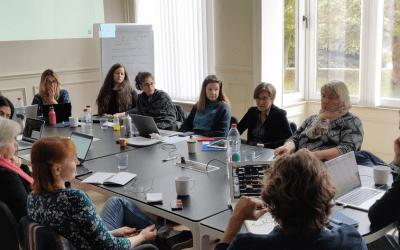 The EUF Coordinators met in Brussels