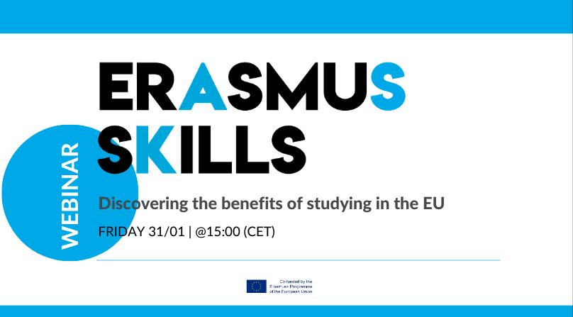Webinar on Erasmus Skills