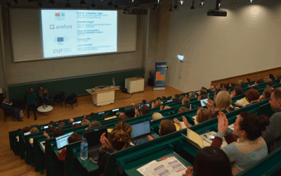 150 participants attend the EGD conference in Luxembourg