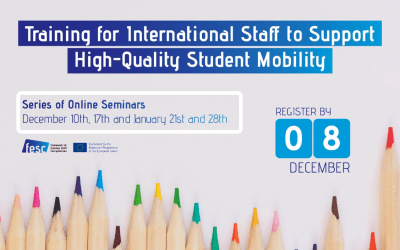 High-Quality Student Mobility: series of online seminars