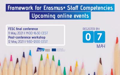 Framework for Erasmus Staff Competences