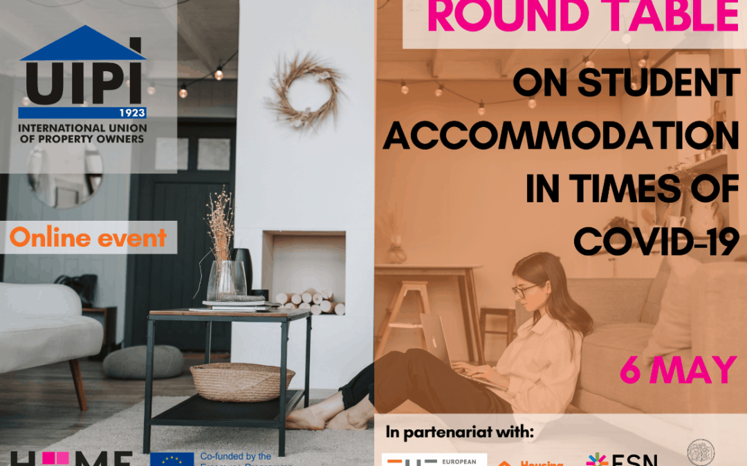 Roundtable on Student Accommodation in Times of Covid-19