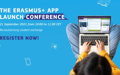 Erasmus+ at the students' fingertips via the Erasmus+ App
