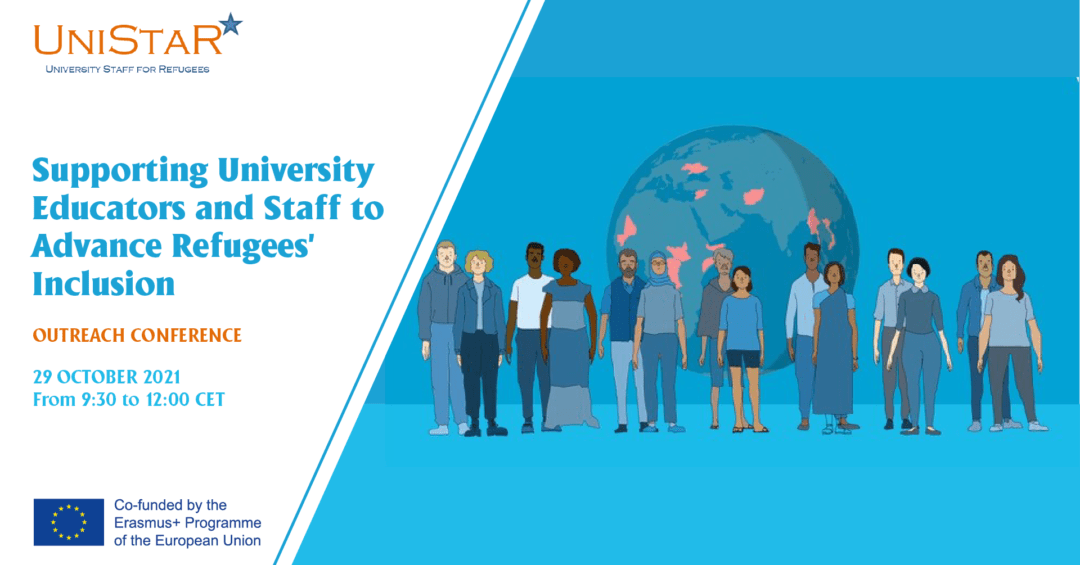 Supporting University Educators and Staff to Advance Refugees' Inclusion